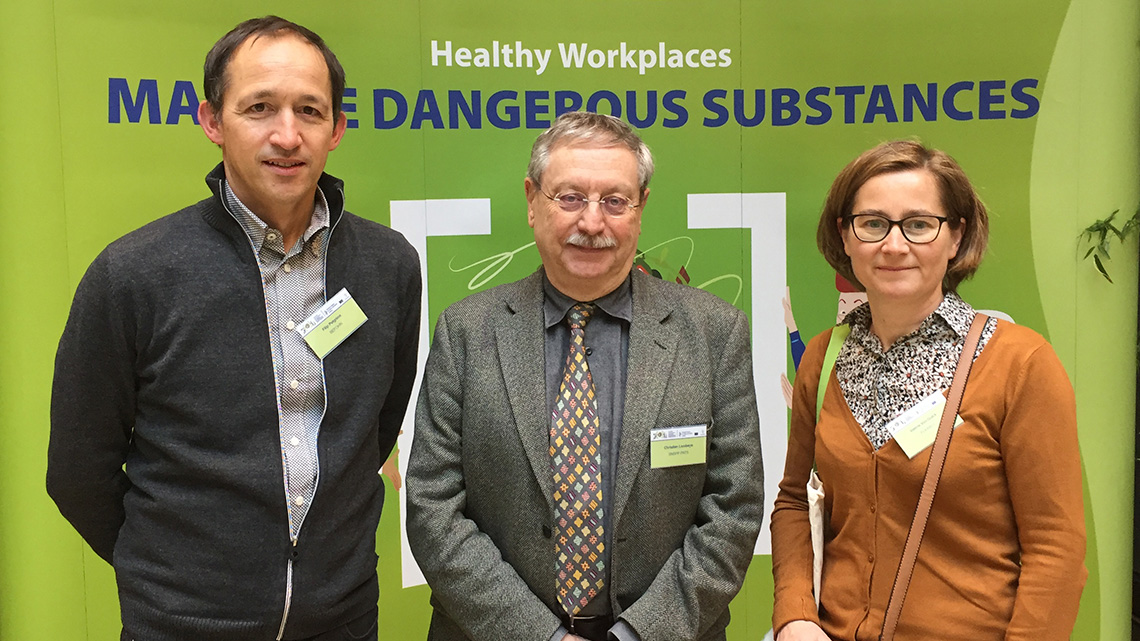 EU-OSHA Campaign Partnership Meeting in Brussels